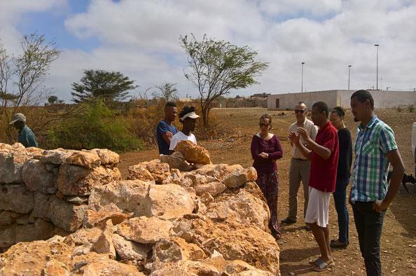 Loures realiza missão de acompanhamento de projetos na ilha do Maio