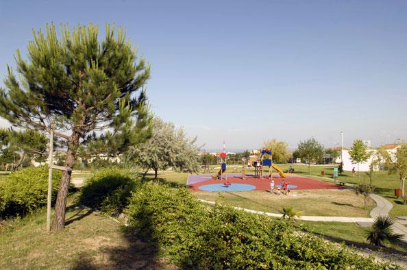Loures Ambiente Parque Urbano De Santa Iria De Azoia